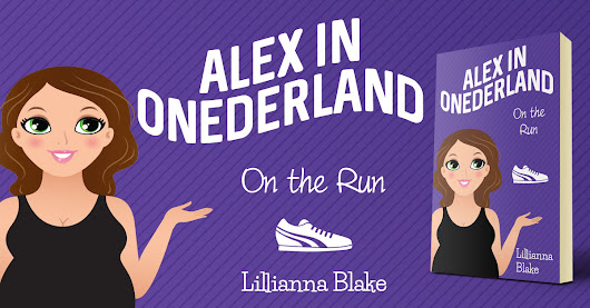 Showcase Spotlight: On the Run (Alex In Onederland, Book 5) by Lillianna Blake - Beetiful Custom and Predesigned (Premade) Book Covers