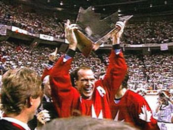 Messier Canada Cup photo Messier 1991 Canada Cup.jpg