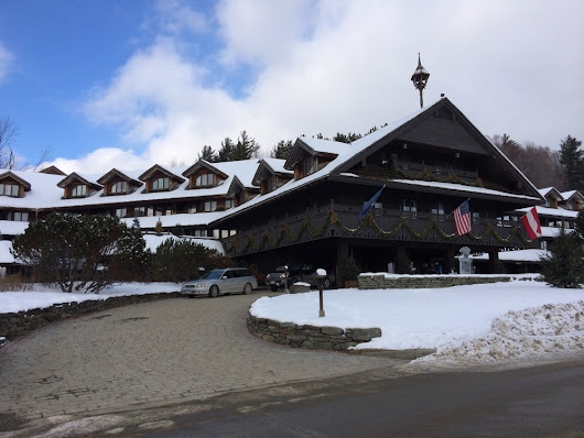 Glorious Check-In: Trapp Family Lodge