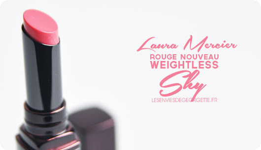 Rouge Nouveau Weightless SHY de Laura Mercier