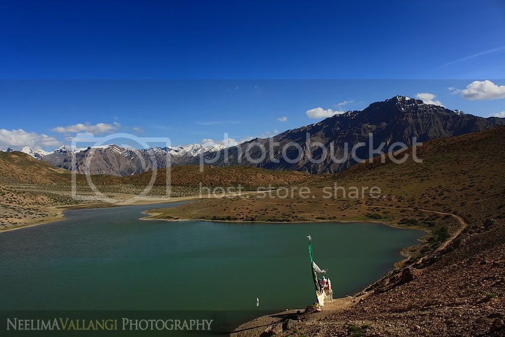 Dhankar Lake
