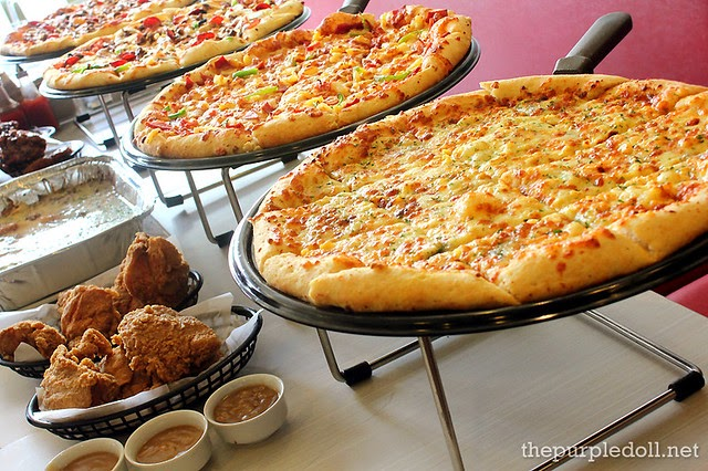 Pizza Buffet Close Me
