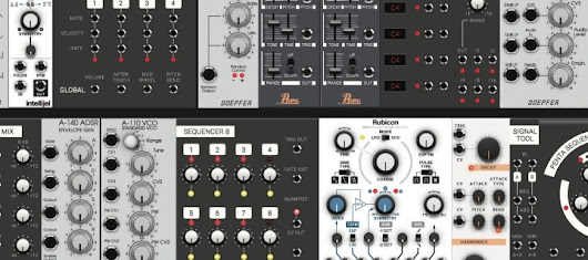 Musikmesse 2016: Softube Modular Synthesizer Plug-in