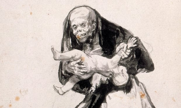 Goya's Wicked Woman
