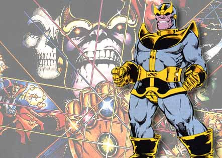 Thanos - Marvel Universe Wiki: The definitive online source for Marvel super hero bios.