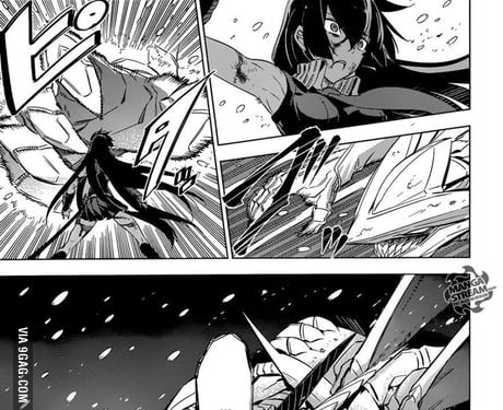 Akame Ga Kill Manga Tatsumi Dragon