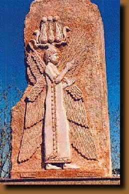 Ciro, o Grande, rei da Pérsia.