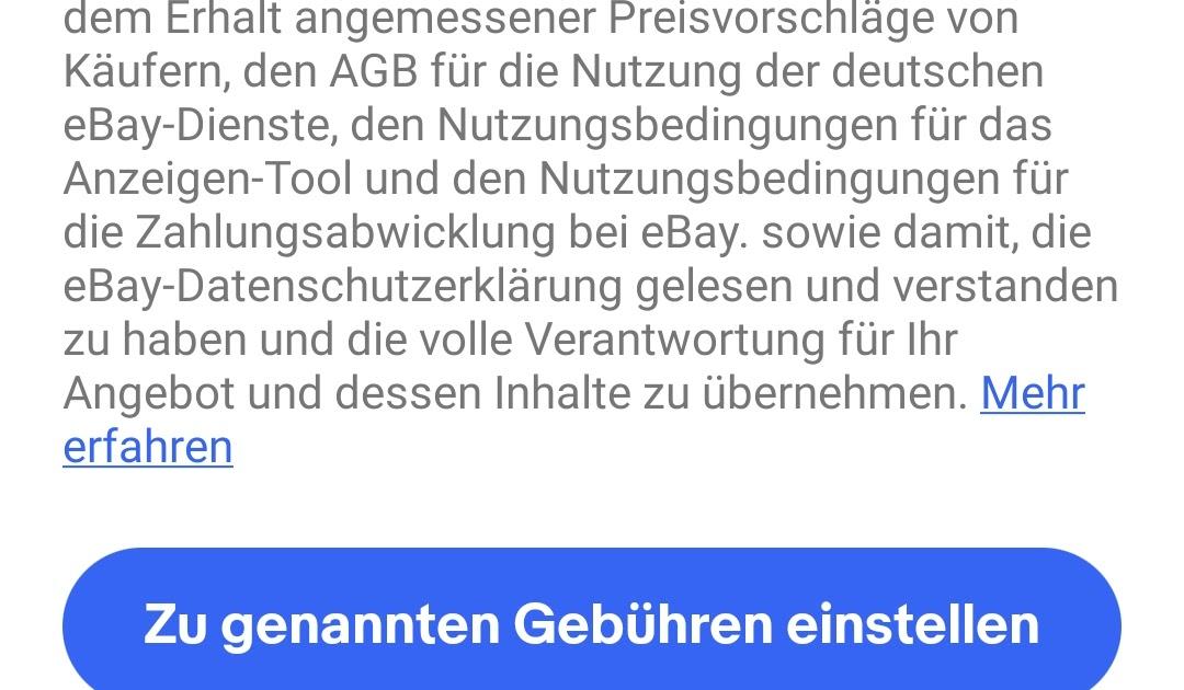 Ebay Konto Auf Privat Stellen - jausah ihan