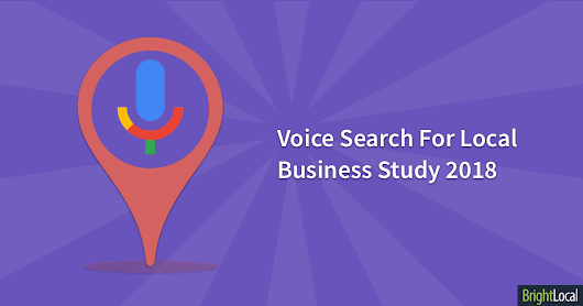 OK Google: Should local businesses worry about voice search?