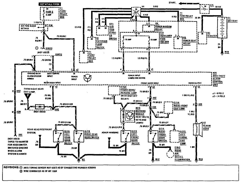 96 Geo Metro Fuse Block Diagram