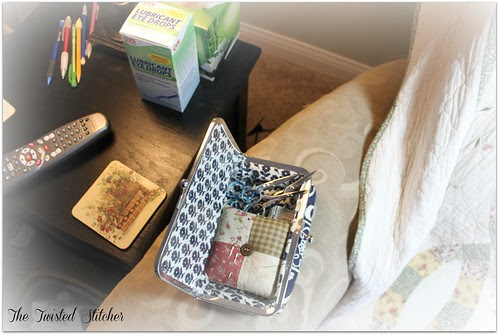 Kiss and Make-up Bag