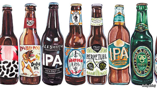 India Pale Ales: A history of the authentically global beer | The Economist