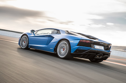 Lamborghini Aventador S - The EGO Booster - MyDrive Media