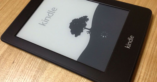 The Evolution of Amazon's Kindle in One GIF