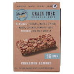 Autumn's Gold Granola Bar, Cinnamon Almond, 1.24 oz, 16-count