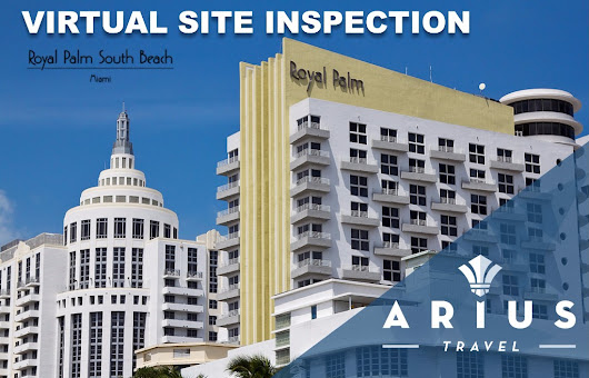 Virtual Hotel Site Inspection. Royal Palm South Beach.