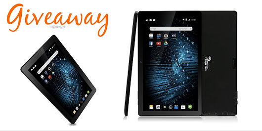 Tablet Giveaway. $119 Value. Ends 7/24