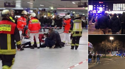 ATTACCO CON ASCE A STAZIONE, SI FA STRADA 'IPOTESI' ISLAMICA | VoxNews