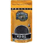 Lundberg Farms Organic Wild Rice - 8 oz bag