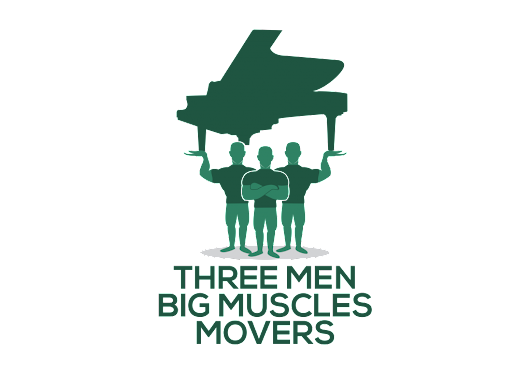 Three Men Big Muscles | Abbotsford Moving Company & Movers