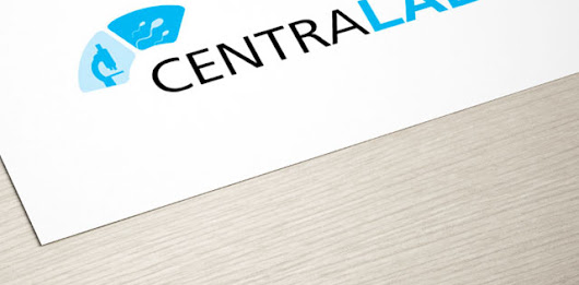 Logótipo - Central Lab | NOBLE STRATEGY