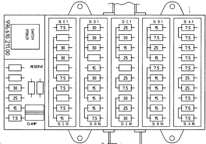 Porsche Boxster 1998 Fuse Box Diagram Wiring Diagram Crop Warehouse B Crop Warehouse B Piuconzero It