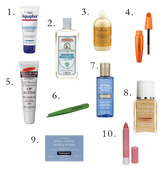 Equipment Colorado Skin Care Supply: Delighted Momma: 10 Drugstore Beauty Must-Haves Part 1