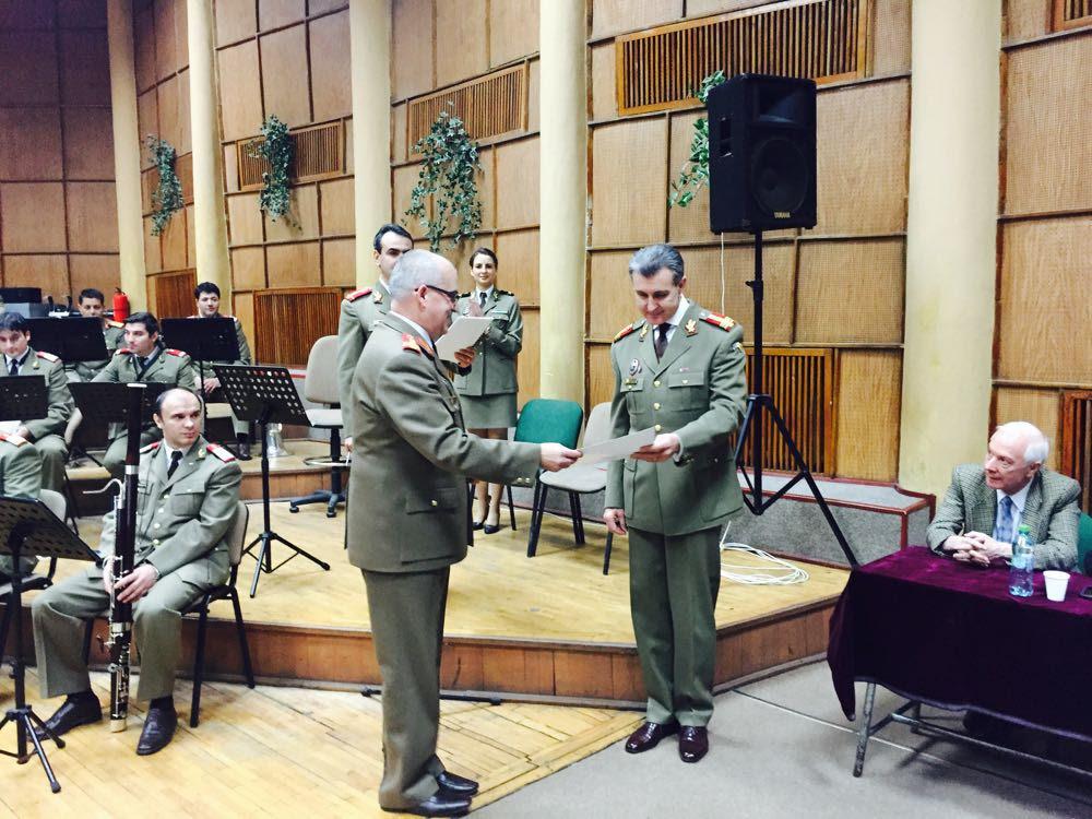 Concursul de creaţie al Muzicilor Militare, ediția a X-a