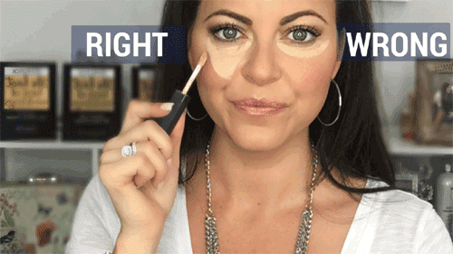 How to Apply Concealer the Right Way - Makeup Artist | Los Angeles | Elite Makeup Designs