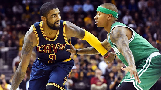 Sources --  Cleveland Cavaliers, Boston Celtics close on deal involving Kyrie Irving, Isaiah Thomas