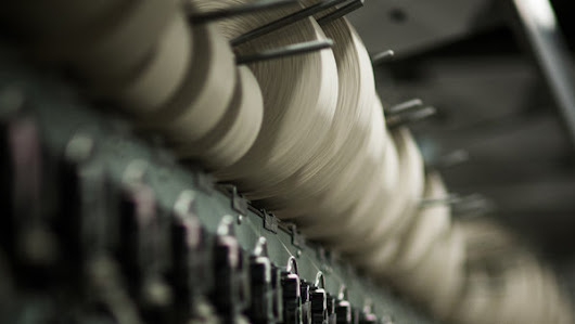 U.S. Textile Plants Return, With Floors Largely Empty of People - NYTimes.com