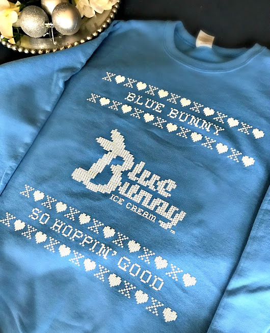 Score a Limited-Edition Blue Bunny Ugly Sweater! - Real Housewives of Minnesota