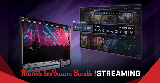 Humble Software Bundle: Streaming