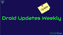 Droid Updates Weekly 11/13 - 11/17: Which Android devices were updated this week?