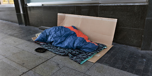 We Need to Challenge Perceptions of Homelessness | Abitha Pallett