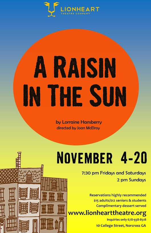 A Raisin in the Sun Comes to Norcross