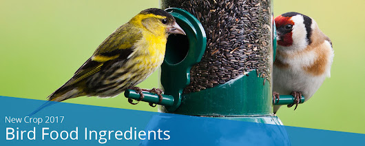 Bird Food Ingredients – New Crop 2017 | Pestell Minerals & Ingredients