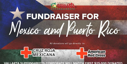 Hispanic Supermarkets Helping Those Affected by Natural Disasters