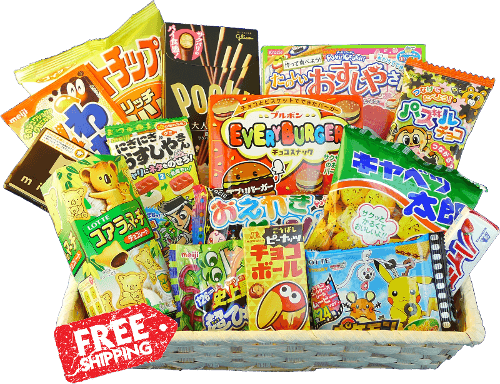 TokyoTreat Premium Box Giveaway (November 2015)