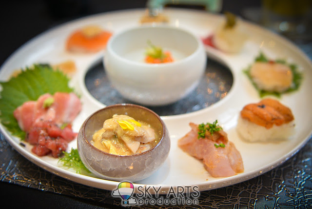 TEN Japanese Fine Dining Marc Residence KL | TianChad.com