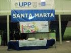 UPP Santa Marta faz 4 anos e violência cai (Renata Soares/G1)