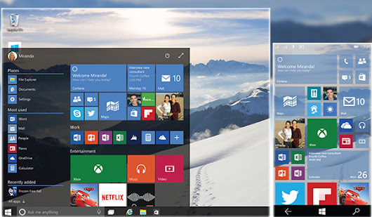 Microsoft Starts Taking Windows 10 Reservations | Operating Systems | TechNewsWorld