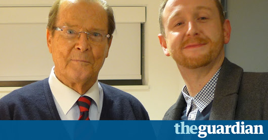 Never meet your heroes – unless they're Roger Moore, the greatest Bond of all | Mark O'Connell | Opinion | The Guardian