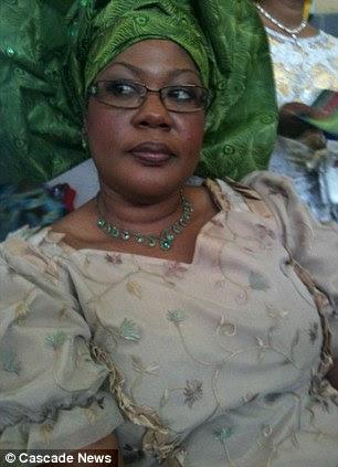 44-year-old Tolu Kalejaiye was murdered by her son, it's been alleged in court
