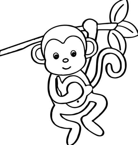 wallpaper gambar kartun monyet lucu gambar mania