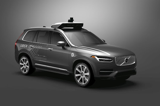 Police release footage of crash from self driving Uber Car Accident | Tech InformerZ