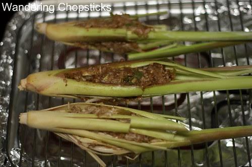 Nem Nuong Xa (Vietnamese Lemongrass Grilled Pork Patties) 7