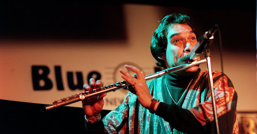 Dave Valentin, a Grammy Award-Winning Latin Jazz Flutist, Dies at 64 - The New York Times