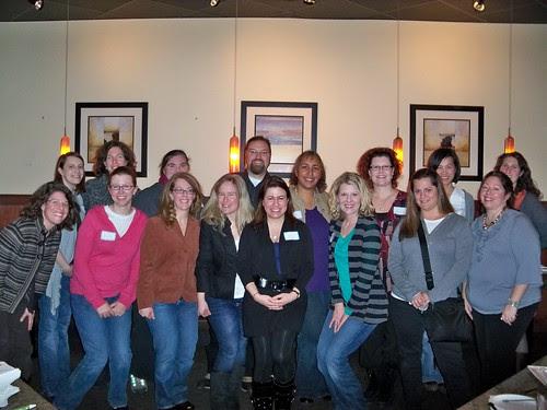 Boston Parent Bloggers at The Melting Pot