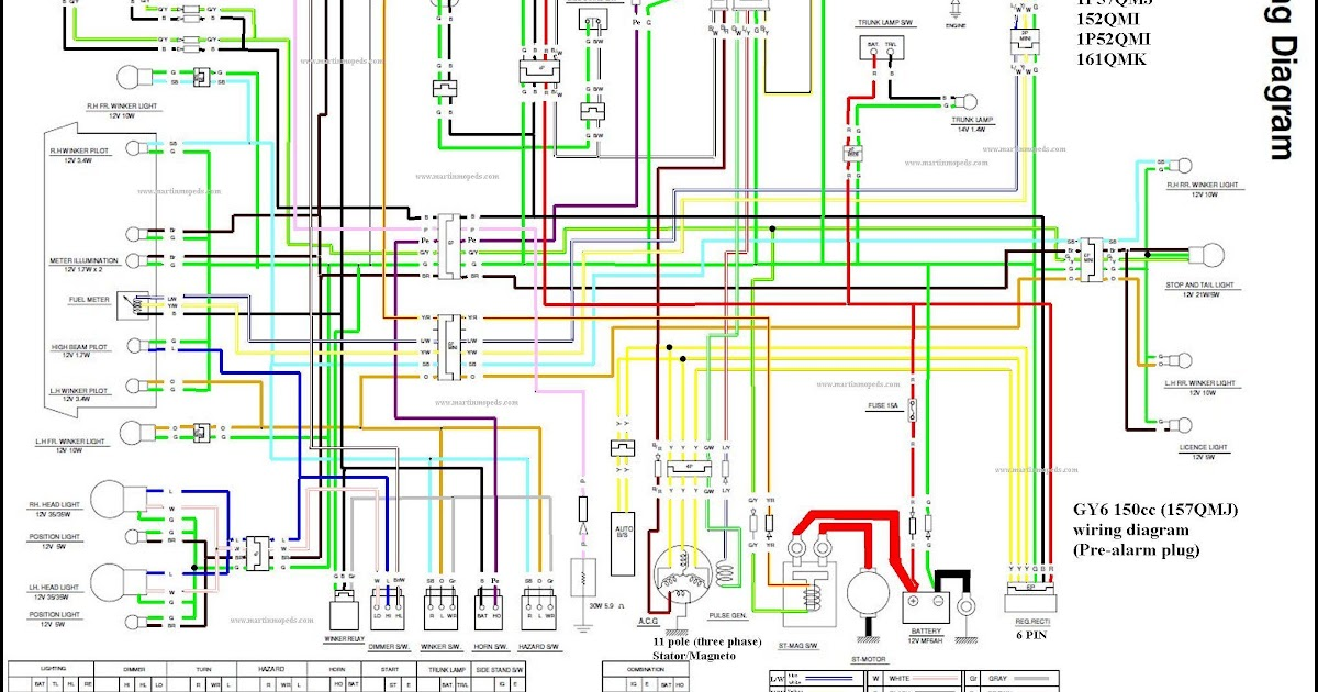 03 Yamaha R6 Wiring Diagram Schematic